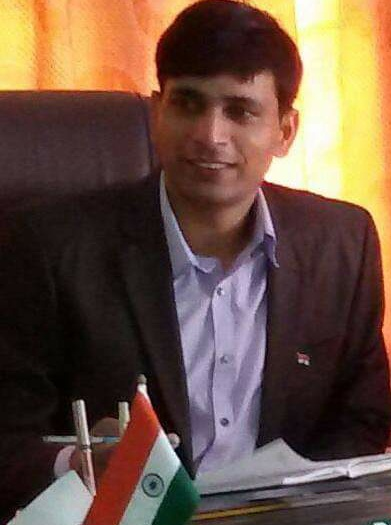 Shri Damodhar A.T